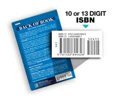 How to find ISBN